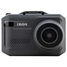 Видеорегистратор с радар-детектором iBOX F5 WiFi SIGNATURE A12, GPS, ГЛОНАСС