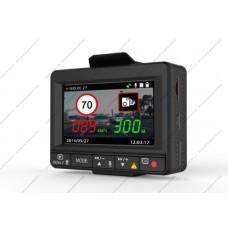 Видеорегистратор INSPECTOR SCIROCCO GPS (2КАМ)
