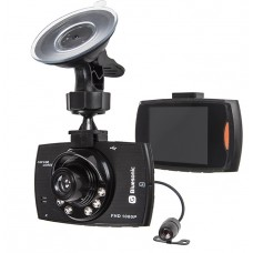 Видеорегистратор Bluesonic BS-B102     2 камеры