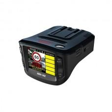 Видеорегистратор с радар-детектором SHO-ME Combo №1 Signature, GPS, ГЛОНАСС