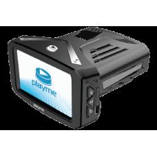 Видеорегистратор c радар-детектором Playme P300 TETRA