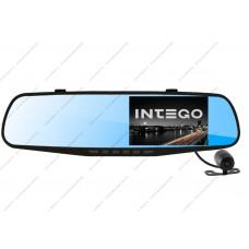 Видеорегистратор зеркало INTEGO VX-410 MR