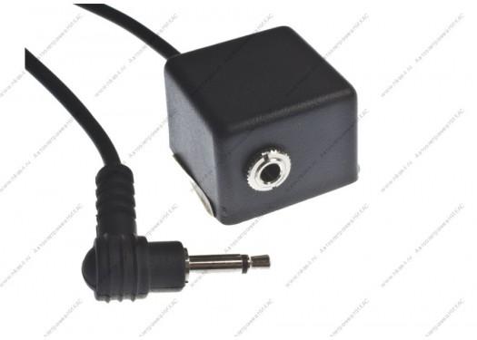 Аудио-кабель для радаров Escort Motorcycle adpt